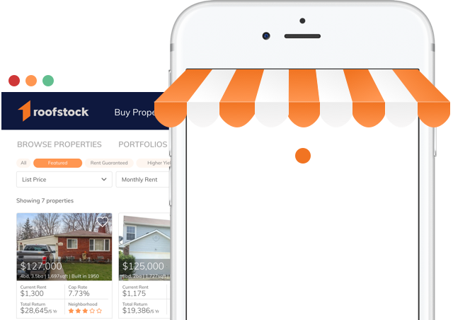 Roofstock Marketplace
